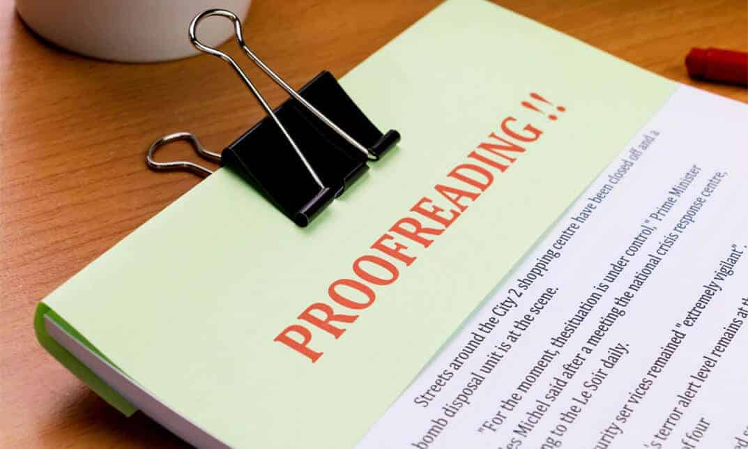 Proofreading Small Biz Ideas For Women