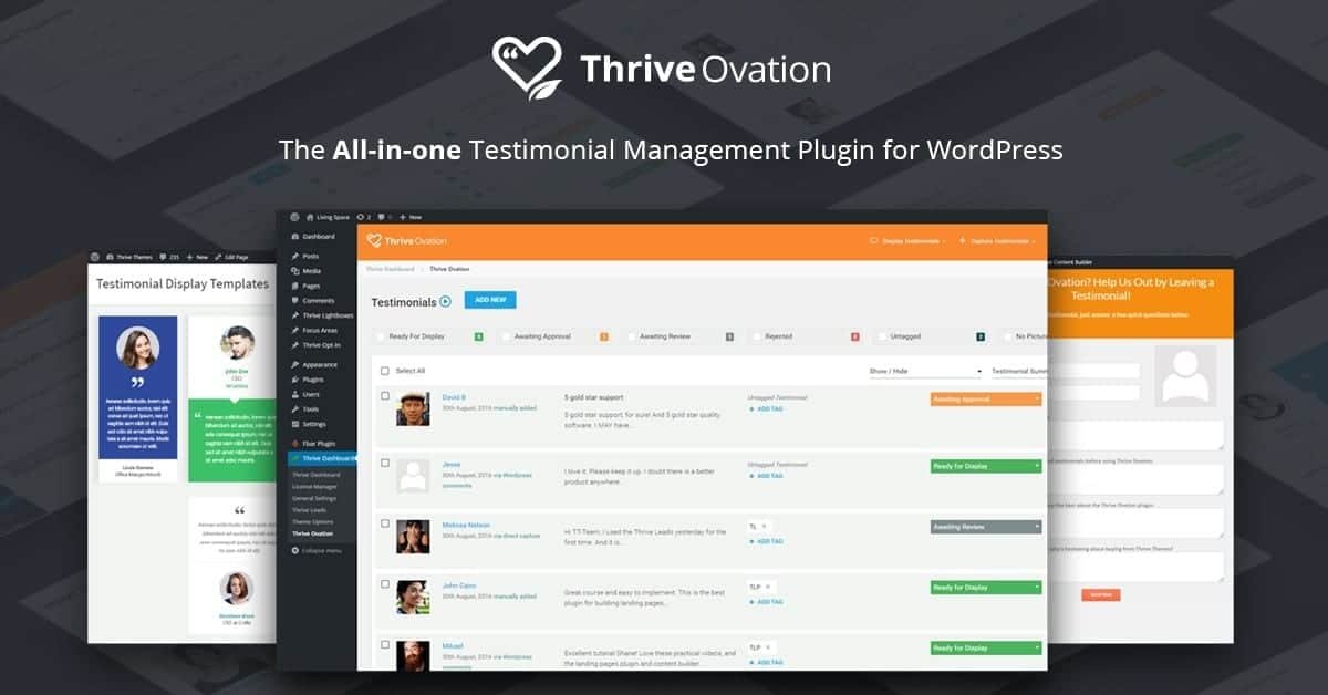 Thrive Ovation Thrive Membership Review