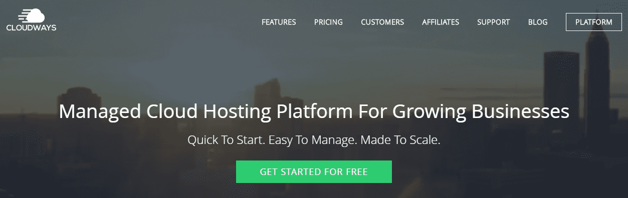 cloudways managed hosting review
