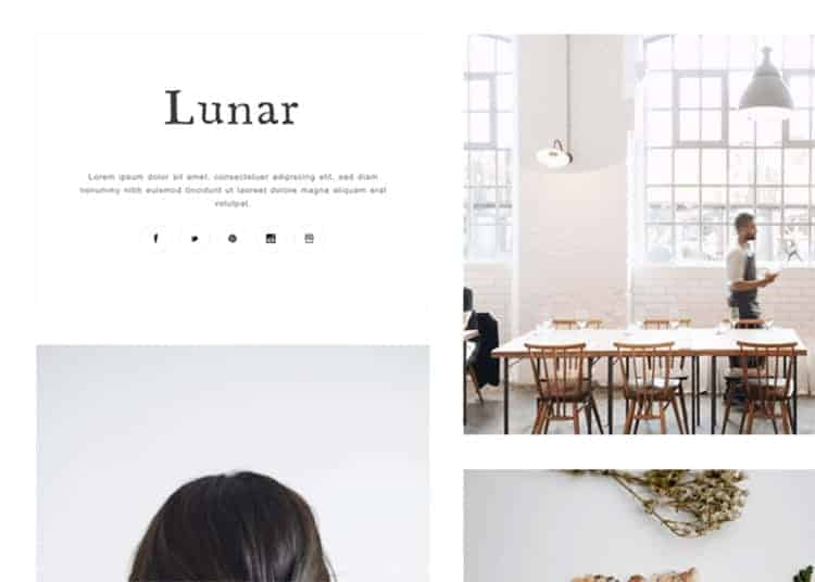 Eclipse Lunar Best Tumblr Theme